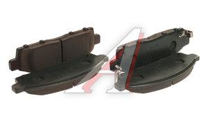 Колодки тормозные MITSUBISHI Pajero Sport,Montero Sport (08-),L200 (06-) передние (4шт.) OE 4605A198, GDB3435