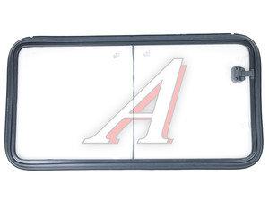 Рамка ГАЗ-2705 окна двери боковой в сборе со стеклом левая (ОАО ГАЗ) 3221-5403011-01