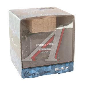 Ароматизатор на панель жидкостной 50мл Secret Cube черный TASOTTI Secret Cube/black, TASOTTI
