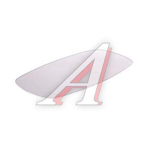 Элемент зеркальный КАМАЗ основной плоский 350х170мм КРУГОВОЙ ОБЗОР 5320-8201052 стекло, 5320-8201052
