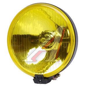 Фара дальнего света 12V d=173мм с крышкой желтая 1шт. SIRIUS NS-1160Y(D)