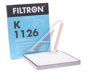 Фильтр воздушный салона VOLVO C70,S60,S80,V70,XC70,XC90 FILTRON K1126, LA54, 30630752