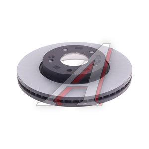 Диск тормозной HYUNDAI i30 (07-) KIA Ceed (06-) (R15) передний (1шт.) OE 51712-2L000, DF4865S