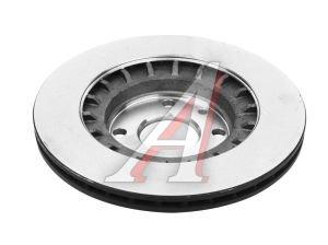 Диск тормозной ВАЗ-2112 (R14) вентилируемый 1шт. LUCAS DF4107, 2112-3501070