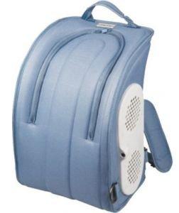 Сумка-холодильник 16л 40х22х22см термоэлектрическая 12/220V 35W 0.3кг COOLFORT CF-1216CF, VITEK