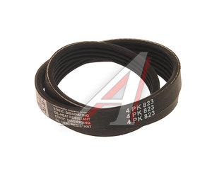 Ремень приводной поликлиновой 4PK823 KORTEX KDB031, 4PK823