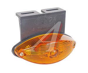Фонарь габаритный оранжевый с кронштейном ЕВРОСВЕТ ГФ2.О-05