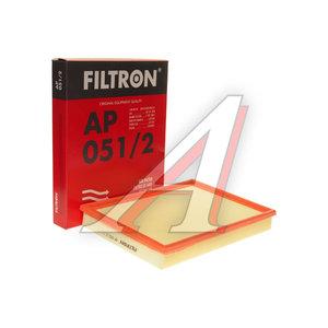 Фильтр воздушный OPEL Astra G (00-05),Zafira (00-05) (2.2 16V) FILTRON AP051/2, LX1503