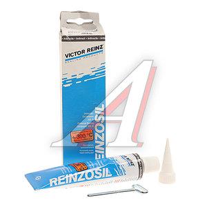 Герметик прокладка силиконовый термостойкий 70мл (от -50С до +300С) черный,тюбик VICTOR REINZ 70-31414-10