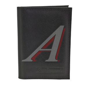 Бумажник водителя BLACK натуральная кожа (в коробке) АВТОСТОП БВЛ6Л
