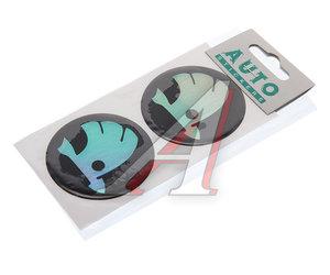 """Эмблема диска колесного """"SKODA"""" (6см) комплект 4шт. 05194"""