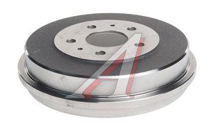 Барабан тормозной FORD Focus (05-) задний (1шт.) TRW DB4392, 1743443