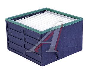 Фильтр топливный MAN сепаратора квадратный JERMANY 20267, KX332, 81125030086/01030