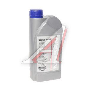 Жидкость тормозная DOT-4 1л NISSAN OE KE90399932, NISSAN DOT-4, KE903-99932