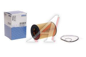 Фильтр масляный MERCEDES (W169,W245) MAHLE OX382D, A2661800009