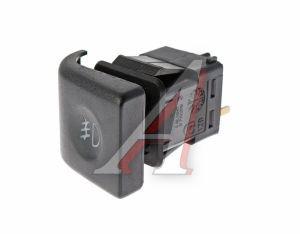 Выключатель клавиша ВАЗ-2110 противотуманных фар АВАР 377.3710-04.01 12V, 377.3710-04.01М