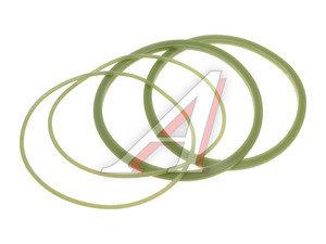 Ремкомплект КАМАЗ-ЕВРО фильтра грубой очистки масла силикон (2 поз./4 дет.) 7406.1012083/86РК, 7406.1012083