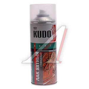 Лак KUDO яхтный 520г KUDO, KU-9003