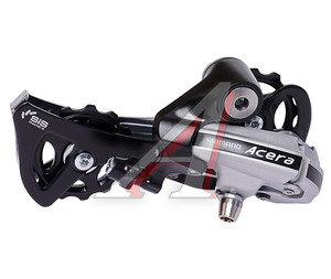 Переключатель велосипедный задний 7/8 скоростей болт черный SHIMANO RD-M360-L SGS, 370042