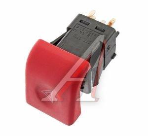 Выключатель кнопка УАЗ-3160 аварийной сигнализации АВАР 377.3710-05.04 12V, 377.3710-05.04М, 377.3710-05.04