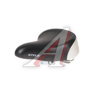 Седло велосипедное широкое STELS FLASH, 470087