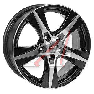 Диск колесный литой VW Golf (12-) SKODA Octavia (12-) R16 BSD NEO 643 5х112 ЕТ46 D-57,1