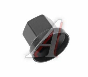 Колпачок гайки крепления колеса 33х33 пластмассовый АВТОТОРГ АТ-081, AT59081/АТ-081
