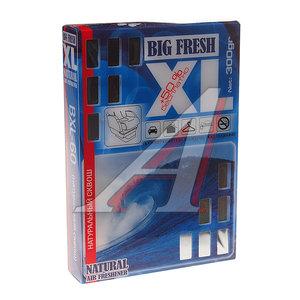 Ароматизатор под сиденье гелевый (чистый природный) 300г Big Fresh XL FKVJP BXL-60 \Big Fresh, BXL-60