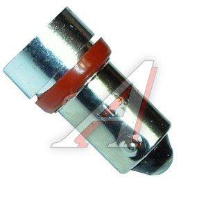 Лампа светодиодная 12V T20W BA9s Bright Red MEGAPOWER 50422R, M-50422R