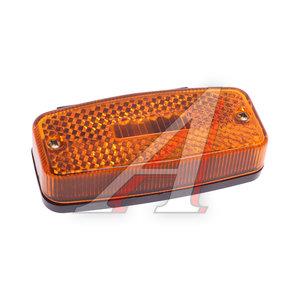 Фонарь габаритный Б/Л оранжевый с кронштейном ЕВРОСВЕТ EC 04.О-200