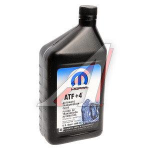 Масло трансмиссионное ATF для АКПП MS-9602 0.946л MOPAR 50113457AA, MOPAR ATF+4