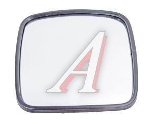 Зеркало боковое грузовой автомобиль широкоугольное сферическое (дополнит.) 230х230мм (V3) S-227/АТ-3148(ZL-148,6105) пласт.корпус, AT33026, САКД458201.030