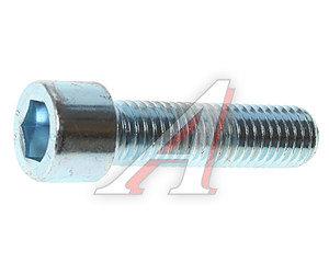 Болт М12х1.75х45 цилиндрическая головка внутренний шестигранник DIN912