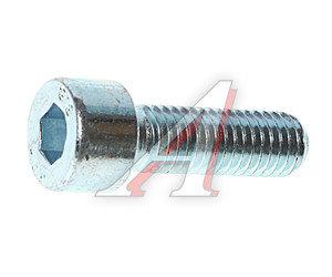 Болт М8х1.25х25 цилиндрическая головка внутренний шестигранник DIN912