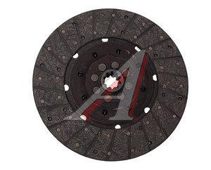 Диск сцепления ГАЗ-4301,3310 Валдай (ОАО ГАЗ) 4301-1601130-01