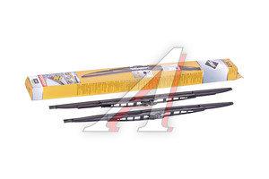 Щетка стеклоочистителя HONDA Civic 5 MITSUBISHI Lancer 5 500/450мм комплект Das Original SWF 116307, 500/450