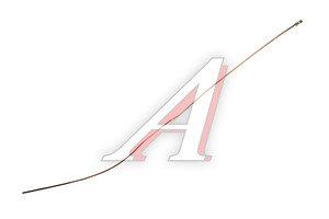Трубка тормозная УРАЛ от клапана к крестовине 1-я в сборе медь L=2590мм/d=10мм (ОАО АЗ УРАЛ) 4320-3506366