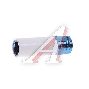 """Головка торцевая 1/2"""" 17 с пластиковым покрытием L=85мм ROCK FORCE RF-4458517C"""