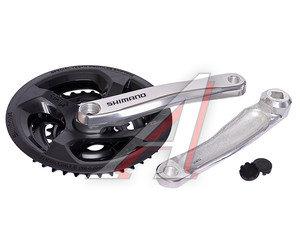Система велосипедная 170мм 42/34/24Т серебро SHIMANO EFCM131C244C
