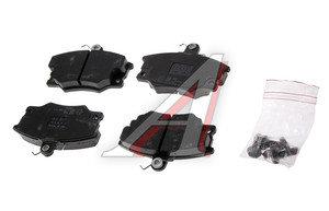 Колодки тормозные ВАЗ-2112 передние (4шт.) R14 LUCAS GDB458, 2110-3501080