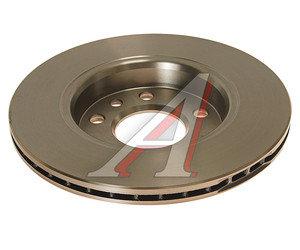 Диск тормозной VW T4 (03-) задний вентилир.(1шт.) FENOX TB219236, DF4312, 7H0615601B
