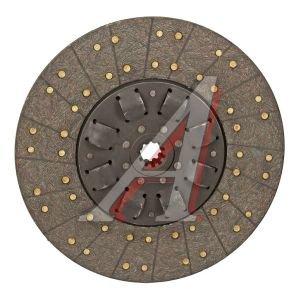 Диск сцепления ЯМЗ-181 (до 200 л.с.) АВТОДИЗЕЛЬ 181.1601130