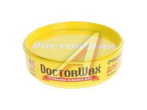 """Полироль DOCTOR WAX паста очищающ.""""Карнауба"""" 227г HI-GEAR DW8207"""