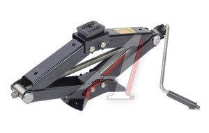 Домкрат винтовой 2т ромбический 110-390мм с резиновой опорой ДРУ-2000