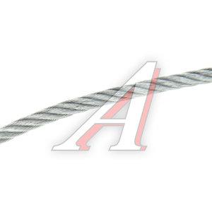 Трос d=6мм металлический 1м DIN 3060