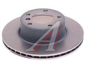Диск тормозной BMW 5 (E39) передний (1шт.) 34116767061, DF2769
