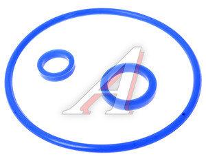 Ремкомплект КАМАЗ компрессора 1-цилиндровый РТИ силикон (3 поз./3 дет.) 53205-3509320/22/24РК, 53205-3509320/22/24, 53205-3509320