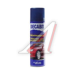 Очиститель битума и следов насекомых аэрозоль 250мл Decabit ATAS ATAS, 1020