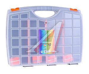 Ящик-органайзер 425х330х85мм двусторонний PROFBOX ED-40, 610317