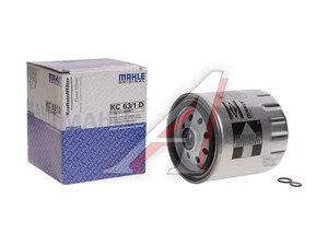 Фильтр топливный SSANGYONG Rexton (02-),Musso,Istana,Korando (OM600) MAHLE KC63/1D, 6610903055